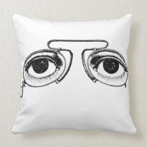 podalmighty.net EYES ON YOU pillow