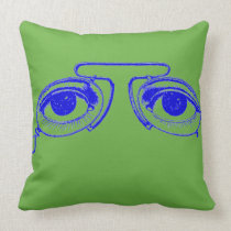 podalmighty.net EYES ON YOU pillow TOO