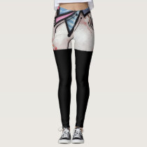 PODALMIGHTY.NET MAIMI GRAFFITI LEGGINGS
