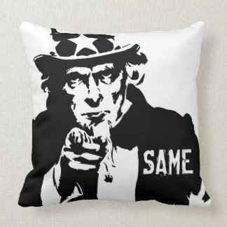podalmighty.net UNCLE SAME pillow