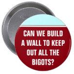 ¿Podemos construir una pared para guardar hacia Pin Redondo De 4 Pulgadas