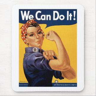 ¡Podemos hacerlo! Alfombrillas De Ratones