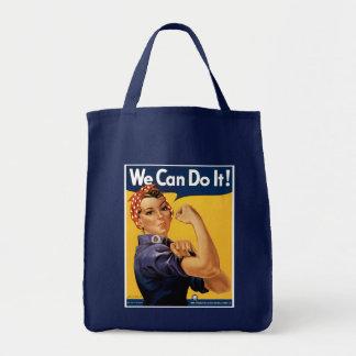 ¡Podemos hacerlo! Bolsa Tela Para La Compra