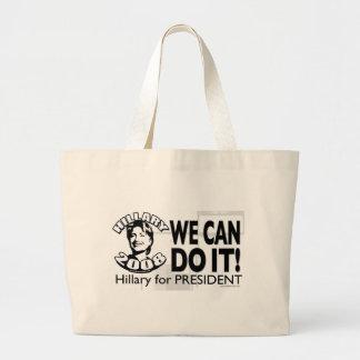 ¡Podemos hacerlo! Bolso Bolsas