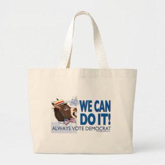 Podemos hacerlo bolso del burro bolsa