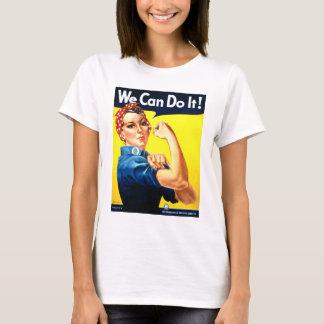 ¡Podemos hacerlo! Camisa