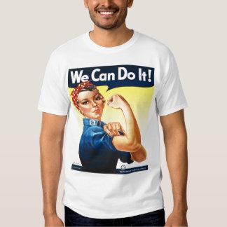 ¡Podemos hacerlo! Camiseta Polera