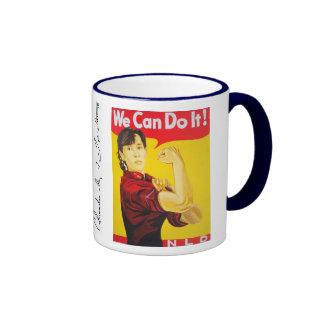 Podemos hacerlo - Dalai Lama y taza de Aung San Su