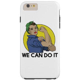 Podemos hacerlo funda para iPhone 6 plus tough