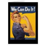 Podemos hacerlo la guerra mundial 2 tarjeta