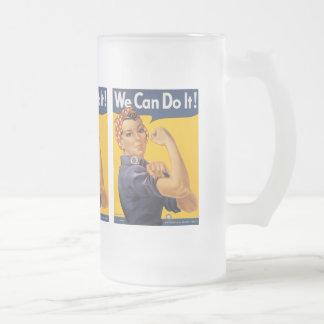Podemos hacerlo la guerra mundial 2 taza de cristal