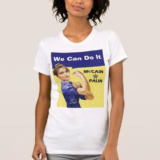 Podemos hacerlo - McCain * Palin Playera