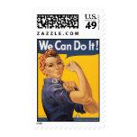 ¡Podemos hacerlo! Mujer del poster de la guerra de Envio