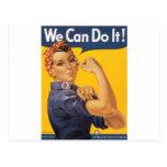 ¡Podemos hacerlo! Postales