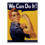 ¡Podemos hacerlo! Posters
