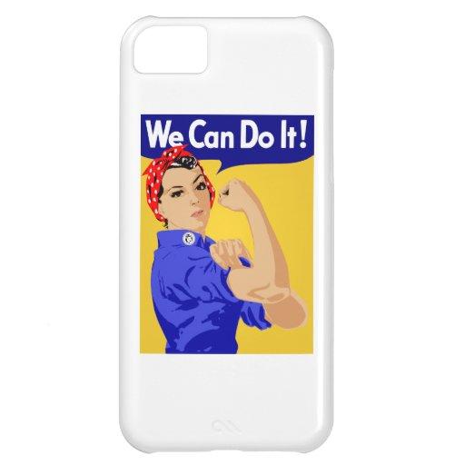 ¡Podemos hacerlo! Rosie el poster del remachador W