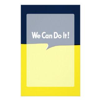 Podemos hacerlo Rosie Papeleria De Diseño