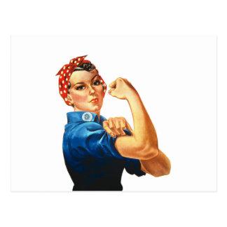 Podemos hacerlo Rosie que las mujeres del Postal