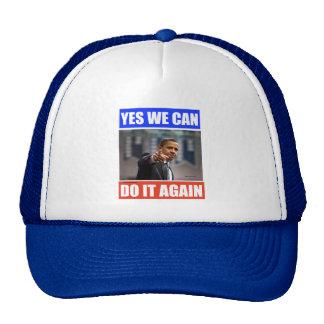 Podemos hacerlo sí otra vez gorra