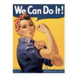 ¡Podemos hacerlo! Tarjetas Postales