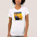 ¡Podemos hacerlo! Vintage Rosie el remachador Camiseta