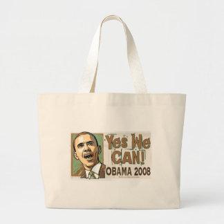 ¡Podemos sí! Bolso de Obama Bolsas Lienzo