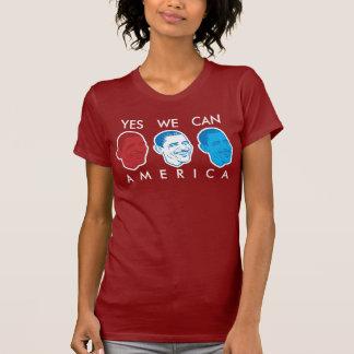 """""""Podemos sí camiseta de América"""" Obama"""