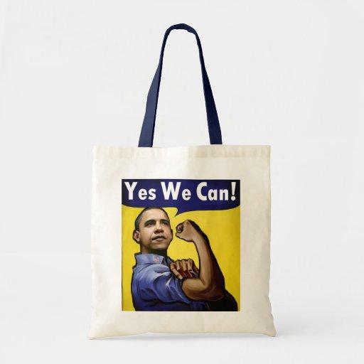 ¡Podemos sí! La bolsa de asas