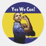 ¡Podemos sí! Pegatina