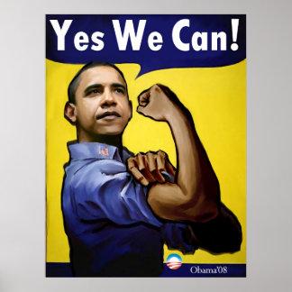 ¡Podemos sí! Poster