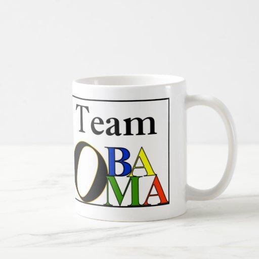 Podemos sí taza de Obama