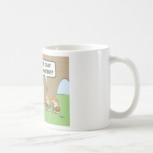 ¿Podemos tener nuestra parte posterior de la roca, Tazas De Café
