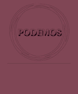PODEMOS T SHIRTS
