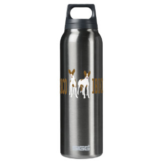 podenco ibicenco 16 oz insulated SIGG thermos water bottle