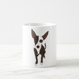 Podenco Little Stuart Magic Mug