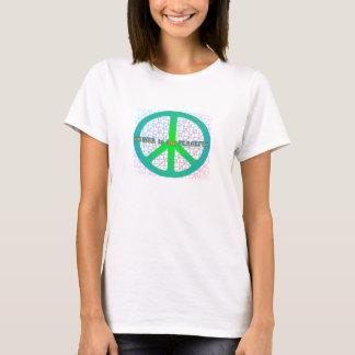 Poder a la camiseta pacífica