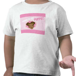 Poder a los soplos camisetas