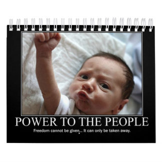 Poder al calendario de la gente