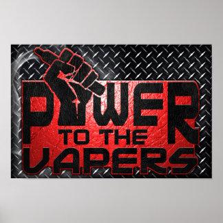Poder al poster de Vapers