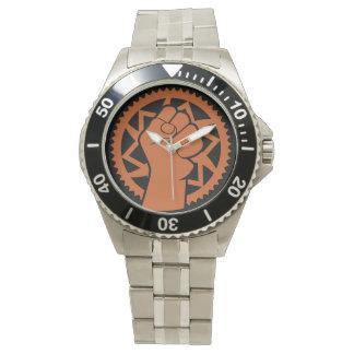 Poder chainring del personalizable reloj de mano