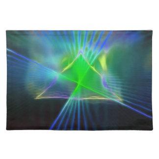 Poder curativo de la pirámide mantel