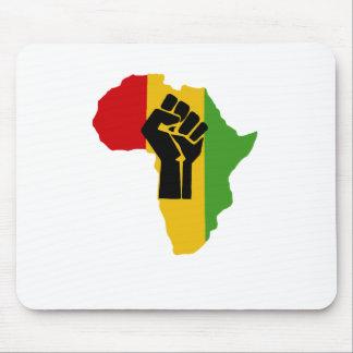 Poder de África - reggae Alfombrilla De Ratones