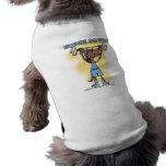 Poder de caballo camisetas de perrito