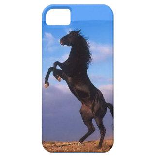 poder de caballo del caso de Barely There del iPhone 5 Fundas