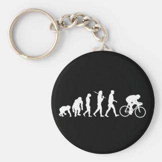 Poder de ciclo del pedal de los ciclistas que comp llaveros