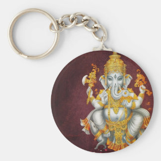 Poder de Ganesh Llavero Personalizado