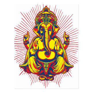 Poder de Ganesh Postal