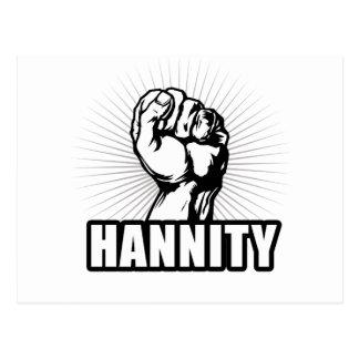 Poder de Hannity Postal