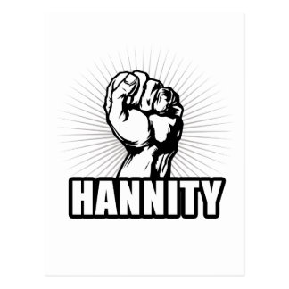 Poder de Hannity Postales