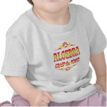 Poder de la álgebra camiseta